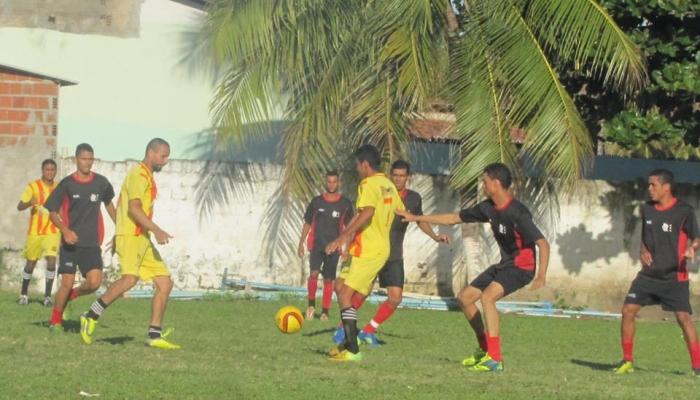 3º Rodada do Campeonato Nisia-Florestense 2017 de futebol