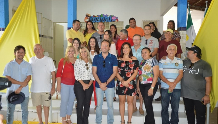 Projeto Prefeitura na Comunidade: comunidade do Alto Monte Herminio