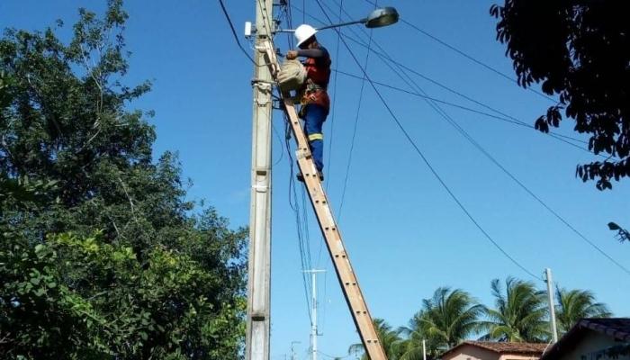 Intensificação o Serviço de Manutenção de Lâmpadas em Postes de Iluminação Pública