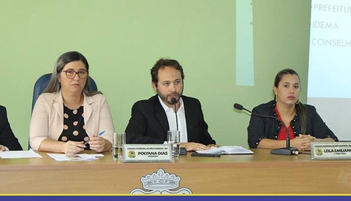 Audiência Pública aborda situação ambiental, social e econômica da Lagoa de Arituba