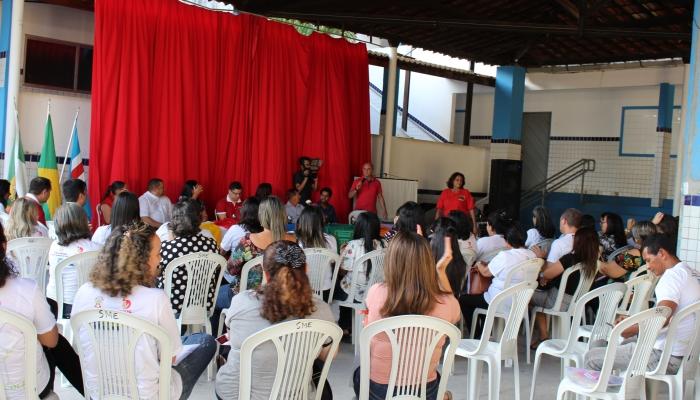 TJRN e Prefeitura Municipal promovem o programa Justiça e Escola em Nísia Floresta