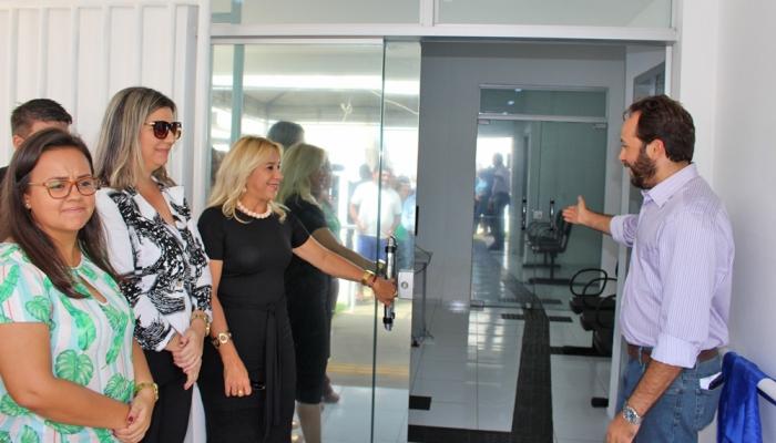 Prefeitura de Nísia Floresta inaugura nova sede do CREAS