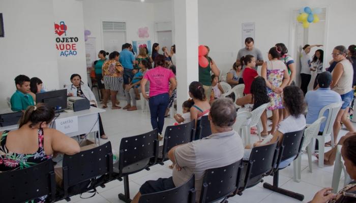 Praia de Barreta recebe mais uma edição do projeto Saúde em Ação