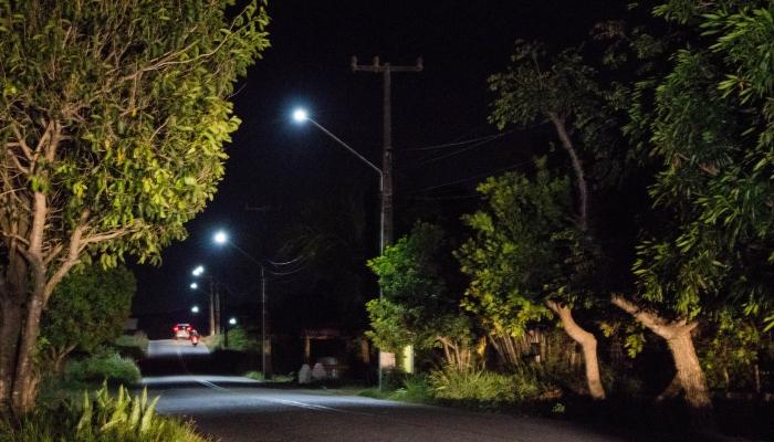 Prefeitura realiza extensão da iluminação pública em Pirangi do Sul e Barra de Tabatinga