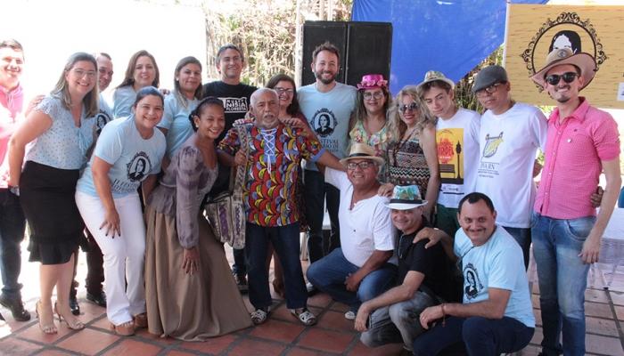 Prefeitura apoiou o II Festival Literário de Nísia Floresta