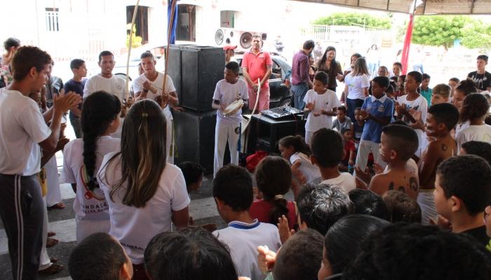 """Prefeitura realiza encerramento da campanha: """"Por uma infância sem racismo"""""""