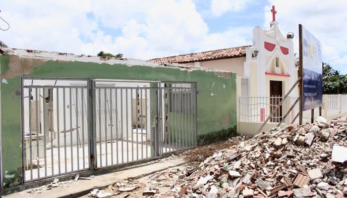 Unidade de Saúde de Currais passa por reestruturação