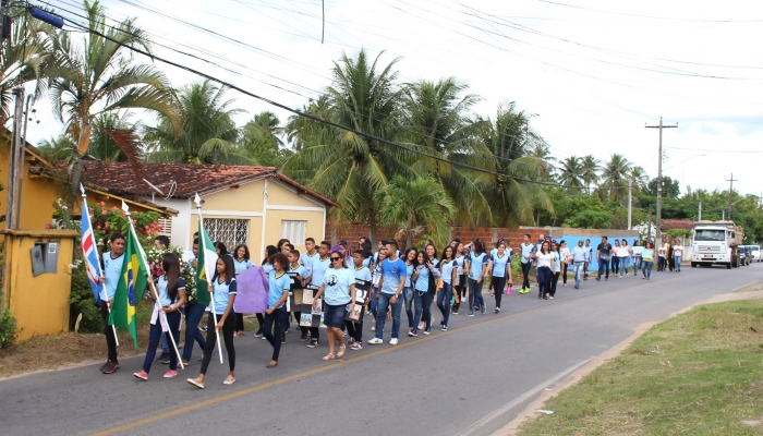 Prefeitura reverencia o Dia Internacional da Mulher e Nísia Floresta