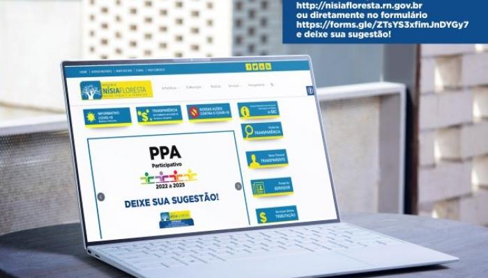PPA Participativo – 2022/2025